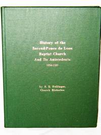 History of the Second-Ponce De Leon Baptist Church And Its Antecedents 1854-1969