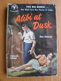 Alibi at Dusk # 1014
