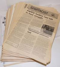 Australasian Spartacist 1973-1986 Nos. 1-130
