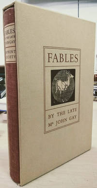Fables by the Late Mr. John Gay, in One Volume Complete with  Wood-Engravings by Gillian Lewis Tyler