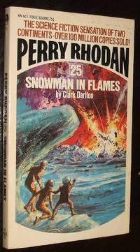 Snowman in Flames Perry Rhodan 25