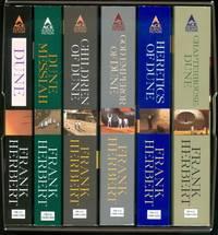 Dune Series Boxed Set: Six Volumes (Dune, Dune Messiah, Children of Dune, God Emperor of Dune, Heretics of Dune, Chapterhouse Dune) by Frank Herbert - 2003