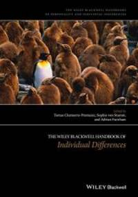 The Wiley-Blackwell Handbook of Individual Differences by Wiley-Blackwell - 2011-04-18