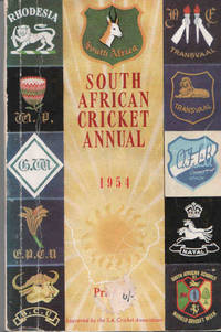 South African Cricket Annual 1954 (Volume 3)