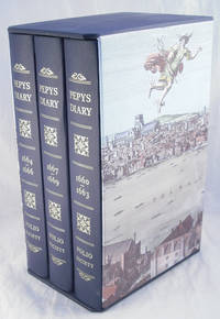Pepys' Diary (three volumes)
