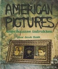 Amercan Pictures. Amerkaanse indrukken. Een persoonlijke reis door het zwarte Amerika by  Jacob Holdt - Paperback - 1979 - from Klondyke and Biblio.com