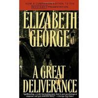 A Great Deliverance By George Elizabeth Books Fiction Paperback
