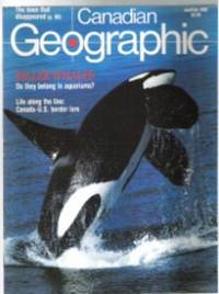 Canadian Geographic, January / February 1992 Vol. 112, No. 1