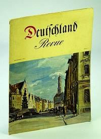 Deutschland Revue (Journal/Magazine of the German Center For Tourism) Jahrgang 1954, Heft 3
