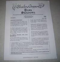 ShadowGram: Dark Shadows Fanzine Newsletter #50, May 1990