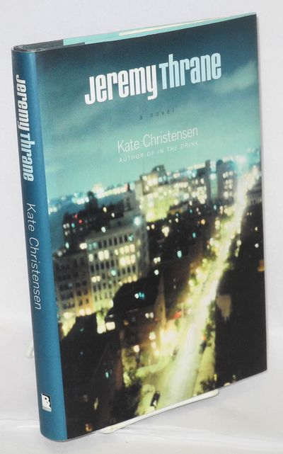 New York: Broadway Books, 2001. 309p., very good first edition in boards and unclipped dj. Novel.