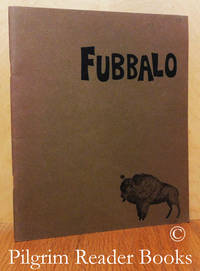 image of Fubbalo; Summer / 1964. Volume 1, Number 1.