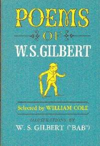Poems Of W.S. Gilbert