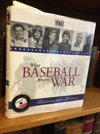 WHEN BASEBALL WENT TO WAR [SIGNED BY JOHN MULE MILES, LOU BRISSIE, AND JERRY COLEMAN]