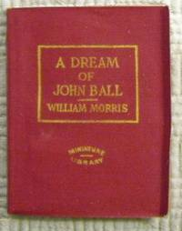 A Dream of John Ball ( Little Leather Library, Red Miniature library)
