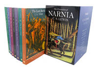 image of THE CHRONICLES OF NARNIA :  Narnia Full Color Box