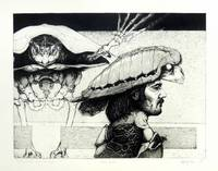 Turtle Armor - Self Portrait [Original Print]