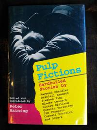 Pulp Fictions Hardboiled Stories by Peter Haining - First Edition - 1996-01-01 - from Mutiny Information Cafe (SKU: 126363)