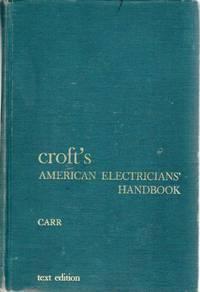 image of Croft's American Electrician's Handbook