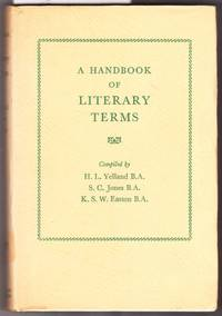 A Handbook of Literary Terms