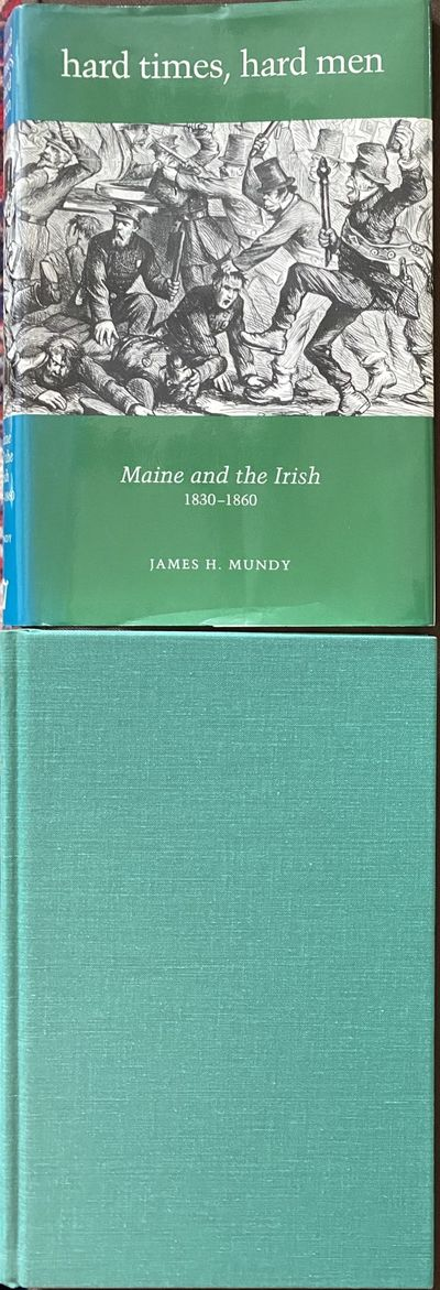 Scarborough, Maine: Harp Publications, 1990. First Edition. Cloth. Fine/near fine. First edition. 8v...
