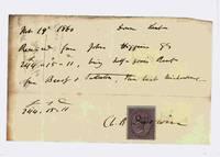 Charles Darwin ALS November 19, 1860