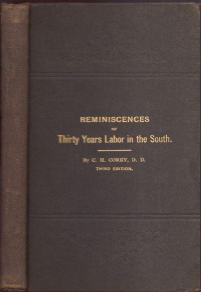 Richmond: J. W. Randolph Company, 1895. Third Edition. Hardcover. Good. Octavo. 240 pages. Illustrat...