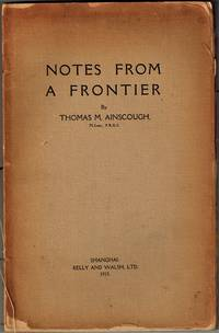 image of Notes from a Frontier