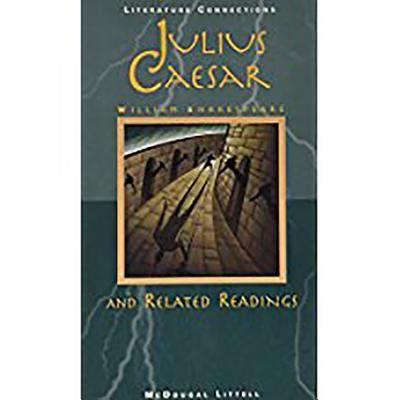 9780395775424 Julius Caesar And Related Readings