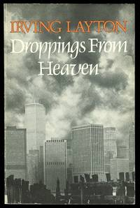DROPPINGS FROM HEAVEN. by  Irving Layton - Paperback - from Capricorn Books (SKU: 6224)