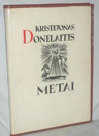 Metai; Spaudai Parusoe J. Ambrazevicius.  Illustravo Medzio Raitiniais V.K. Jonynas