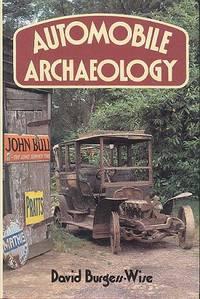 Automobile Archaeology
