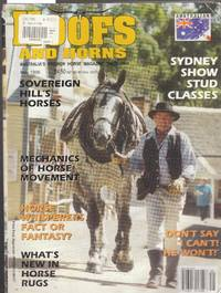 image of Hoofs and Horns Magazine May 1996