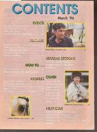 image of Hoofs and Horns Magazine March  1996