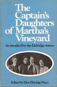 image of The Captain's Daughters of Martha's Vineyard