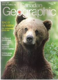 Canadian Geographic, May / June 1992 Vol. 112, No. 3