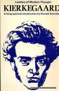 Sren Kierkegaard: A Biographical Introduction