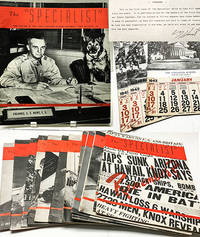 The Specialist, publication of the 1st Engineer School Regiment  (14 issues)