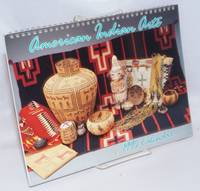 American Indian Arts, 1990 Calendar / Indian Arts, 1990 Engagement Calendar