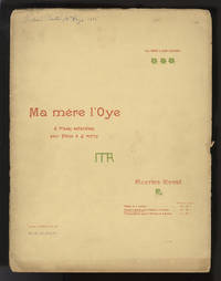 3 contemporary editions: Ma mère l'oye, Le Tombeau de Couperin, and Valses nobles
