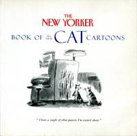 image of The New Yorker Book Of All New Cat Cartoons