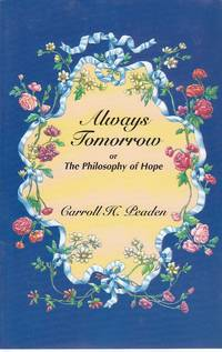 image of Always Tomorrow or the Philosophy of Hope
