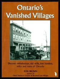 image of ONTARIO'S VANISHED VILLAGES