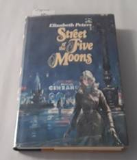 Street of the Five Moons SIGNED First Edition