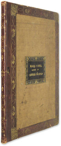 Magna Carta, Regis Johannis XV. Die Junii Anno Regni XVII, A D MCCXV