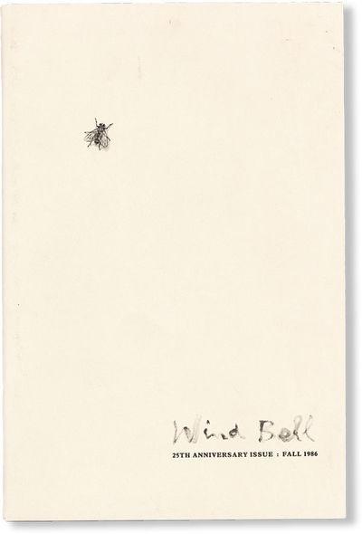 San Francisco: Zen Center, 1986. First Edition. Octavo (23cm.); publisher's tan pictorial stapleboun...