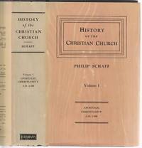 History of the Christian Church, Vol I