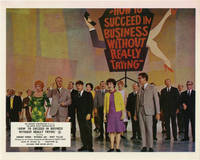 How To Succeed in Business Without Really Trying (Collection of 5 photographs from the 1967 film) by  Anthony Teague (starring)  Rudy Vallee - 1967 - from Royal Books, Inc. and Biblio.co.uk