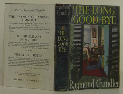 Hamish Hamilton, London, 1953. 1st Edition. Hardcover. Near Fine/Very Good. First edition, UK; with ...