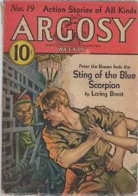 ARGOSY WEEKLY; Nov. 19, 1932, Vol.234,No. 2
